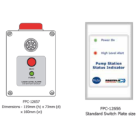 FPC-12656K Flush Mount LLQ Alarm