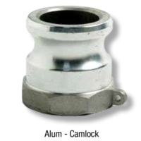 Aluminium Camlocks