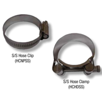 Stainless Steel Clips & Clamps