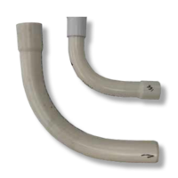 PVC Swept Elbows