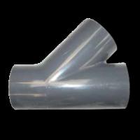 PVC Swept Wye